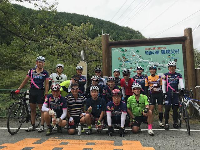 日曜サイクリング9月16日