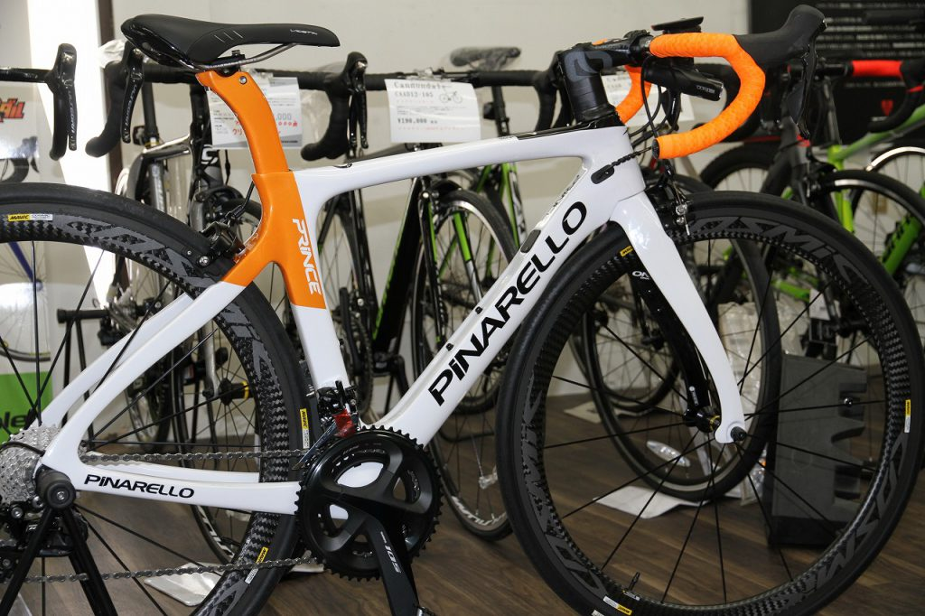 PINARELLO PRINCE EZ-FIT